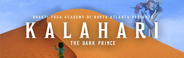Kalahari: The Dark Prince