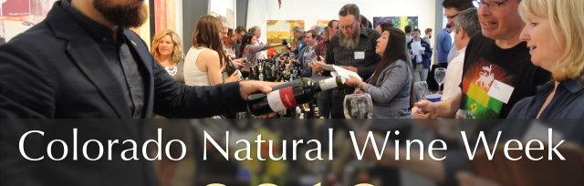 Colorado Natural Wine Week Grand Tasting