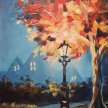 Evening Glow Brush Party - Online image
