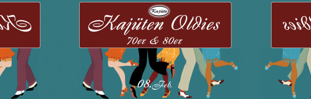 Kajüten Oldies 70er & 80er