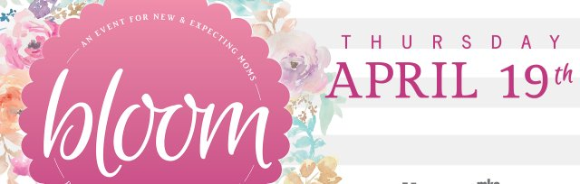 Bloom Milwaukee :: An Event for New and Expecting Moms