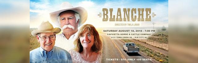 Exclusive Blanche Screening - Cavvietta Quarter Horse & Cattle Company