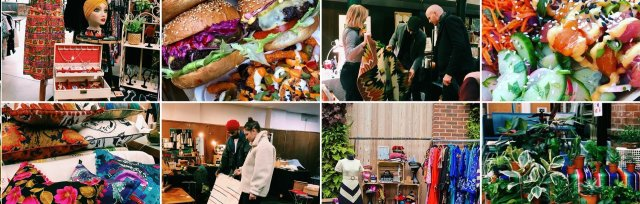 Vintage Nation Sheffield: Fashion, Furniture & Food
