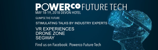 Powerco Future Tech - Friday Night Event