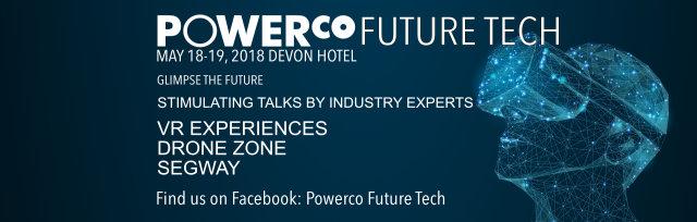 Powerco Future Tech - Sat Night Event