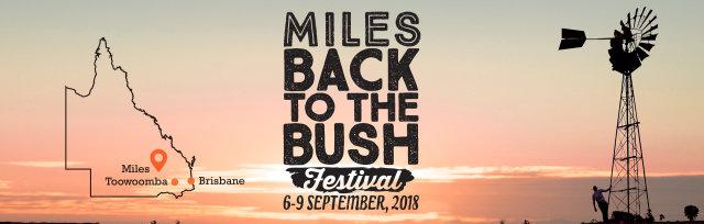 Miles Back to the Bush Festival