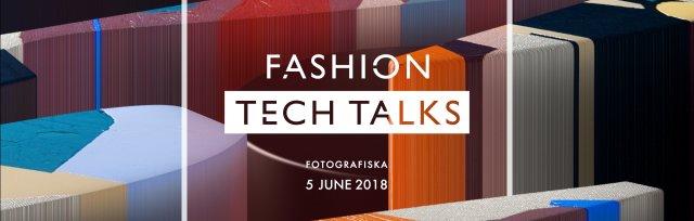 Fashion Tech Talks 2018