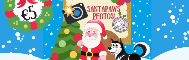Santapaws Photos: SUN 16 Dec at Bark & Bumble