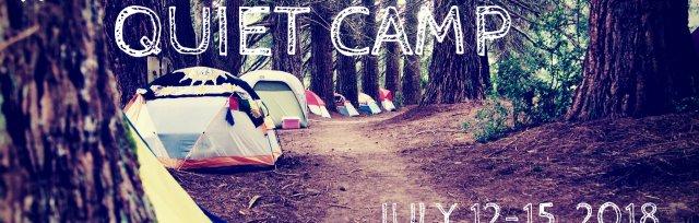 Quiet Camp 2018