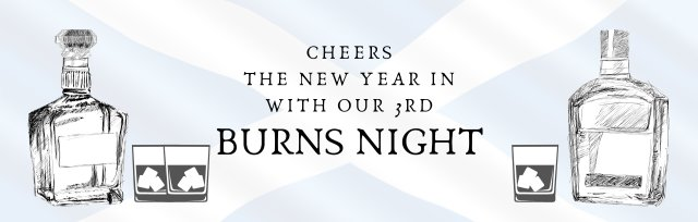 Burns Night an Evening of Fine Dining and Poetry with Potluck Cornwall