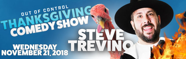 Thanksgiving Comedy Show