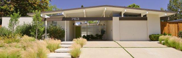 Preserve Orange County Eichler Home Tour