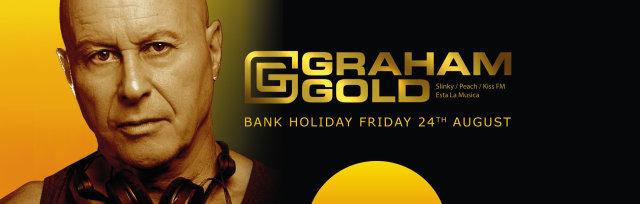 Hot Radio Dance Anthems with Graham Gold