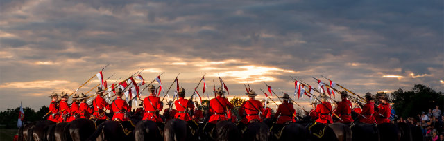 RCMP Musical Ride 2018
