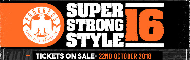 Super Strong Style 16 2019