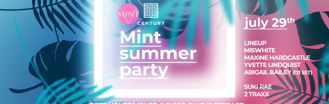 Mint Summer Party at Century Club