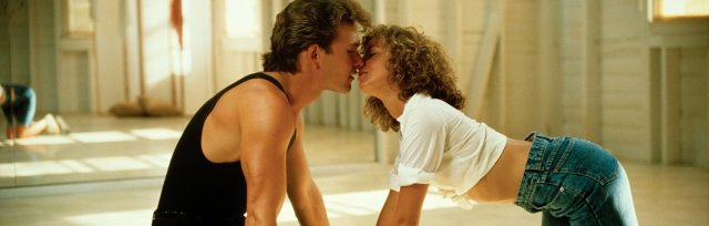 Valentine's screening of DIRTY DANCING with Salsa Lesson