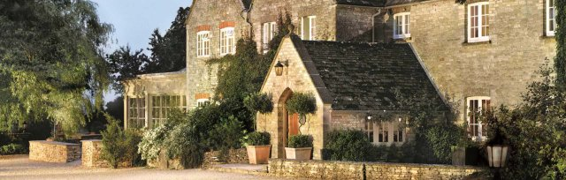 Tetbury, Gloucestershire - Panel Talk and Meet Up at Calcot Manor Hotel + separate Instagram for Business Workshop