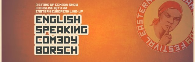 English Speaking Comedy Borsch | Sept 20