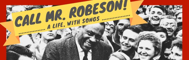 Call Mr Robeson!