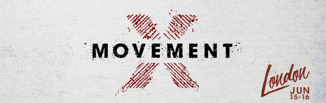 The Movement Experience (Movement-X) - Ido Portal.   London  Movement Research