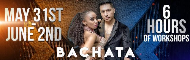 Bachata Weekender with Sergio & Bianca!
