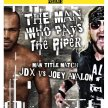 MAW @ the Mounds Theater: The Man Who Pays The Piper image