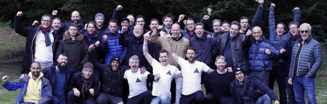 'New Masculinity' Weekend Intensive