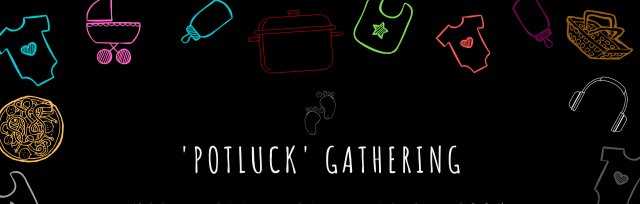 RSVP to my Pitter-Patter Potluck