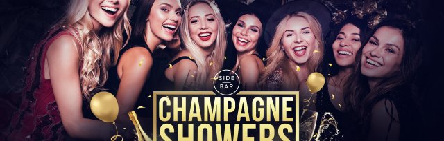 CHAMPAGNE SHOWERS NYE PARTY