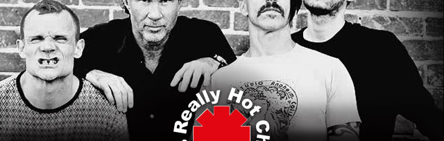 Steamhouse Rock Nights - Really Hot Chilli Peppers