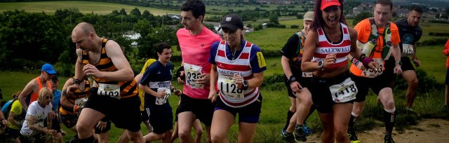 Pieces of Eight 10k @ Penshaw Monument
