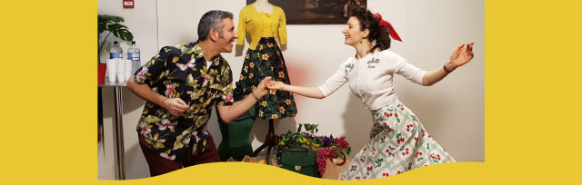 Collectif & SwingdanceUK Present - Swing & Shop