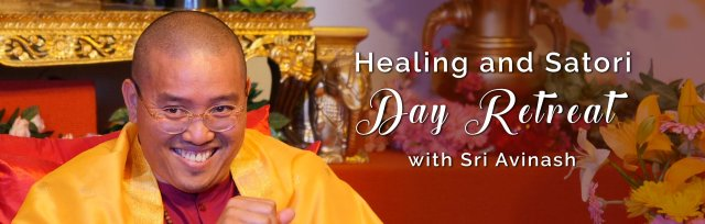 Healing and Satori Day Retreat with Sri Avinash - Melbourne