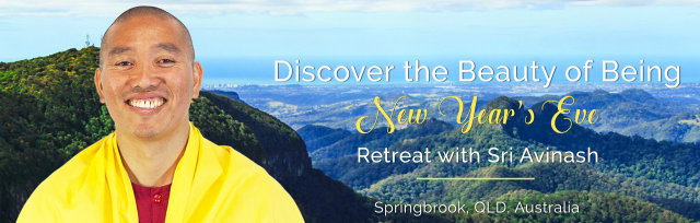 Discover the Beauty of Being - 4 Day Retreat with Sri Avinash, Springbrook (Offsite Accommodation)
