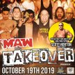 MAW Presents Take Over at the Richfield American Legion image