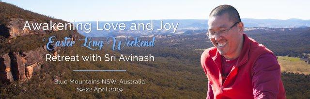 Awakening Love and Joy - 4 Day Retreat with Sri Avinash, Blue Mountains