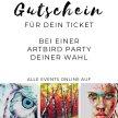 ❤ GUTSCHEIN artbird party image