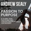Passion to purpose with Andrew Sealy image
