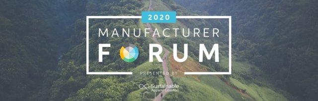 Virtual Higg Index Manufacturer Forum