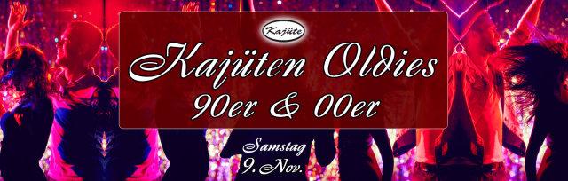 Kajüten Oldies 90s & 00s Party :)