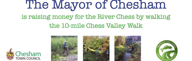 Chesham Mayor's Chess Valley Walk