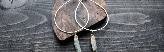 Forged Hoop Earrings Jewelry Making Class