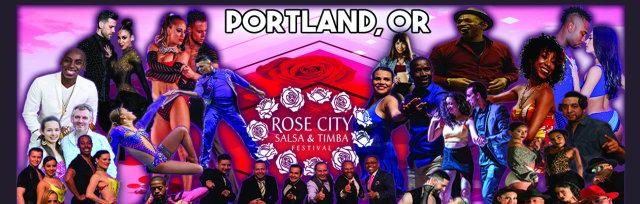 2020 Rose City Salsa & Timba Festival!