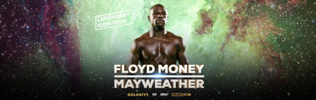 "An Afternoon with Floyd ""Money"" Mayweather (Magna, South Yorkshire)"