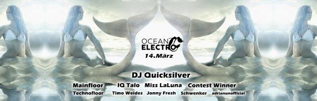 Ocean ElectrO - DJ Quicksilver