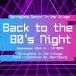 SpringGate Dancin' in the Village: Back to the 80's Night image