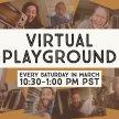 Virtual Playground with Shannan Calcutt image