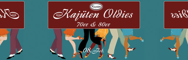 Kajüten Oldies 70er & 80er