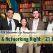 UC Mentorship Program: Launch & Networking Night image